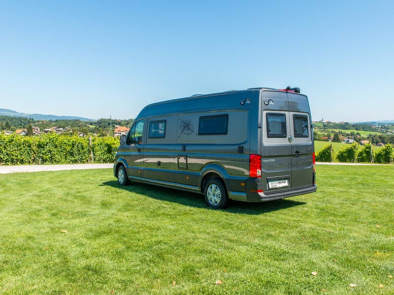 vw crafter Wohnmobil